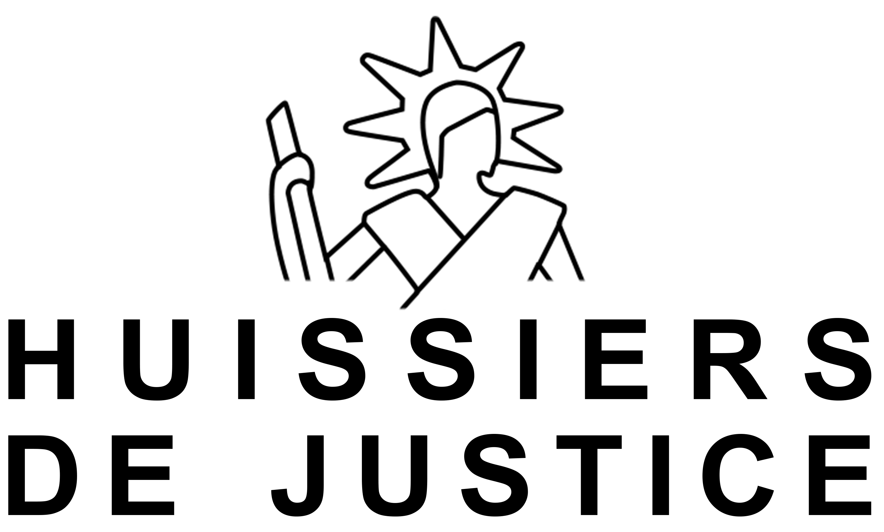 Huissiers Bretagne Loire-Atlantique La Baule SCP TOULBOT-BOULANGER-MASSICOT Logo